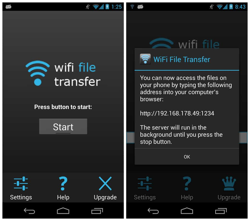 wifi file transfer pro apk free download