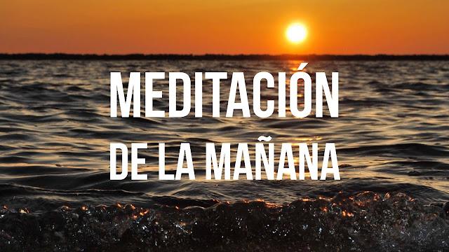 Meditación guiada matutina en tan solo 5 minutos