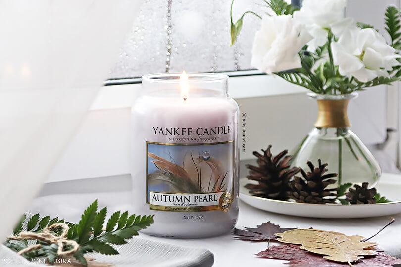 yankee candle autumn pearl q3 2018