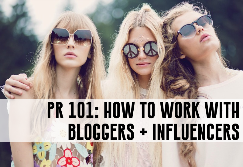 how-to-work-with-bloggers-influencers-fashion-pr-101-influencer-marketing-las-vegas
