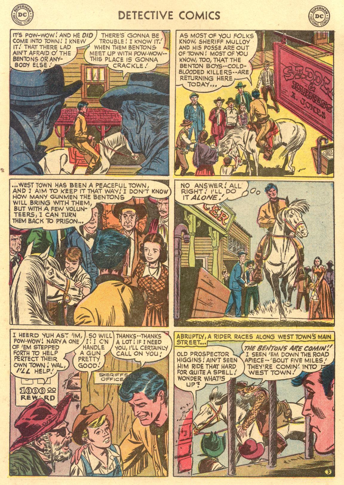 Read online Detective Comics (1937) comic -  Issue #194 - 37