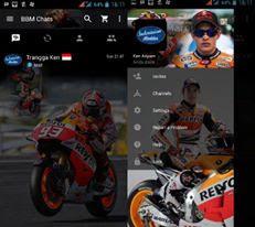 BBM MOD Marquez V3.0.0.18 Apk