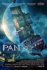 Sinopsis Film Pan (2015)