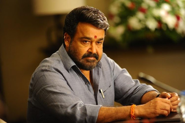 Which is the best scene of Mohanlal
