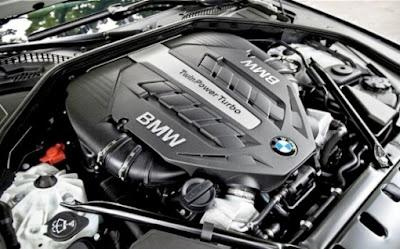 BMW 7 Series Engine specificatios