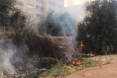 حريق وانفجارات قوية يستنفران سلطات وأمن فاس