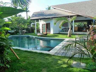 Villa sewa tahunan di Brawa Canggu