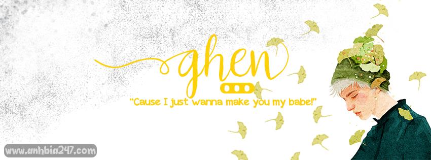 Ảnh bìa Ghen đẹp cho facebook - Erik ft. Min