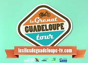 Logo Grenat Guadeloupe Tour