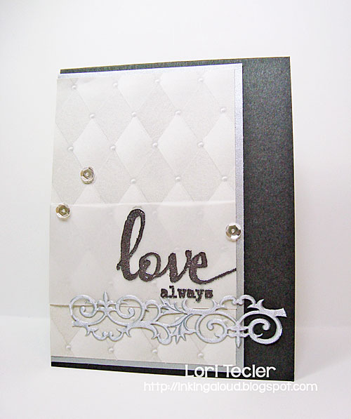 Love Always card-designed by Lori Tecler/Inking Aloud-stamps from Winnie & Walter