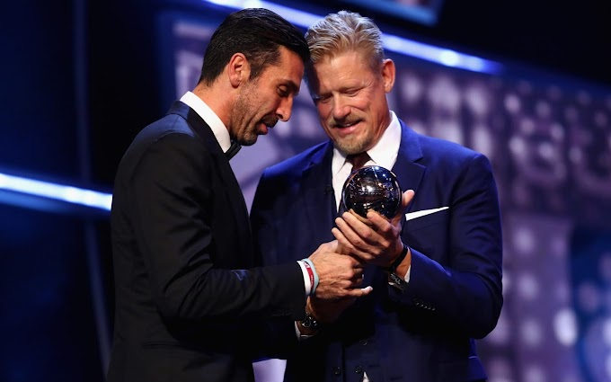 Idris Elba, Pele, Maradona ... More photos from the star studded FIFA Best Awards