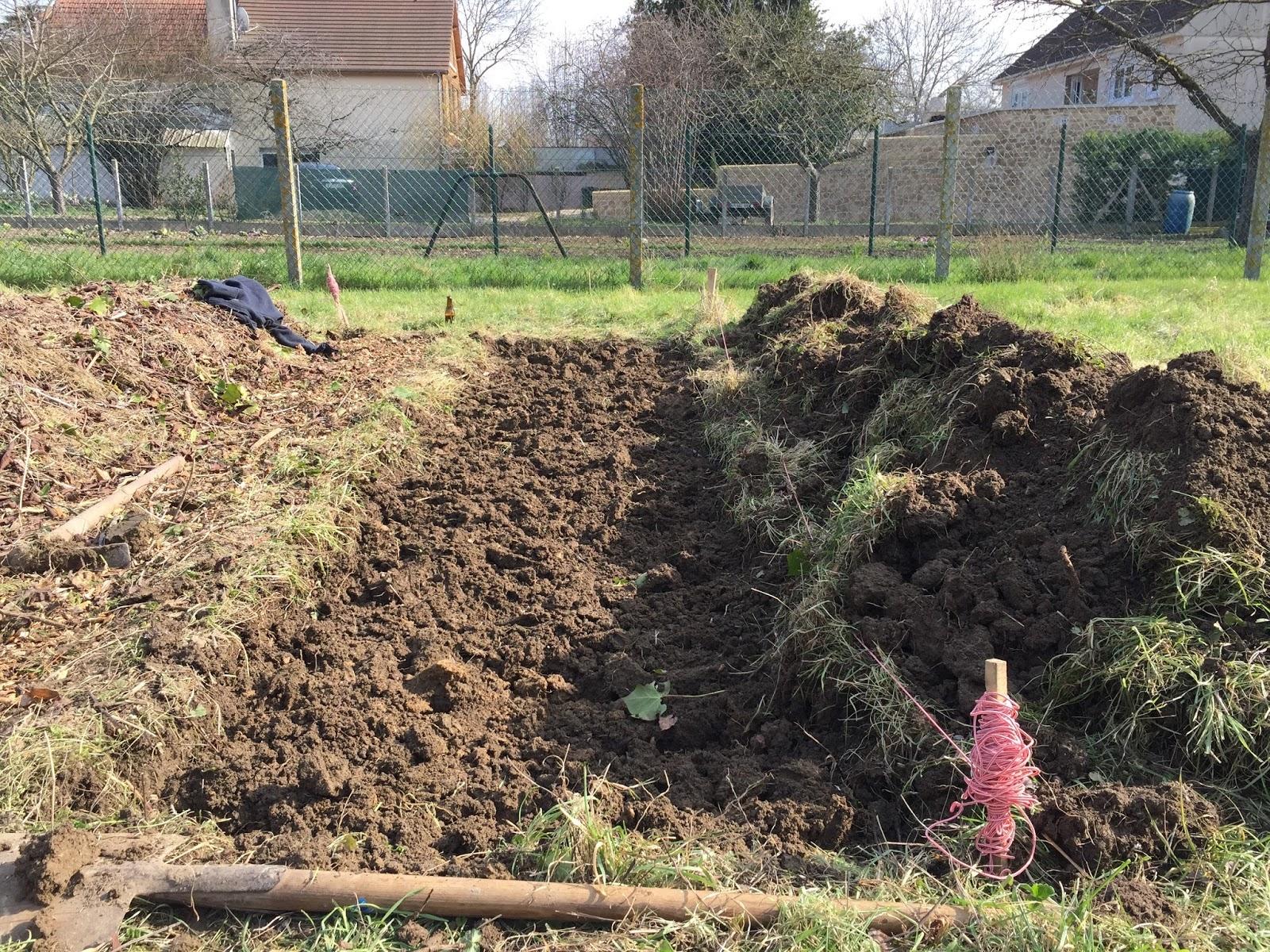 Permaculture la clamartoise for Permaculture terrasses et buttes