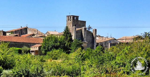 SALAZAC (30) - Village médiéval