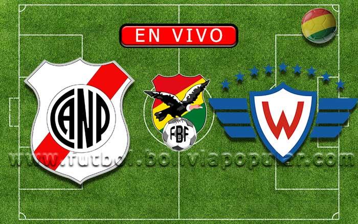 【En Vivo】Nacional Potosí vs. Wilstermann - Torneo Clausura 2019
