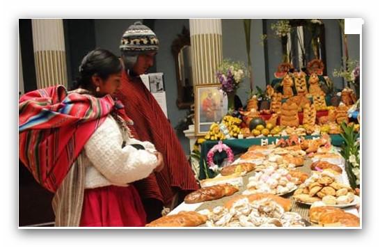 Todos Santos en Bolivia - Bolivia informa