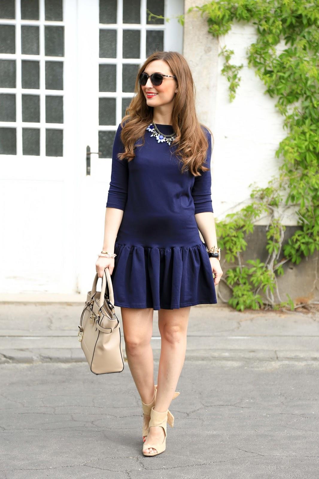 Blogger aus Frankfurt - Fashionstylebyjohanna im Kleid 2