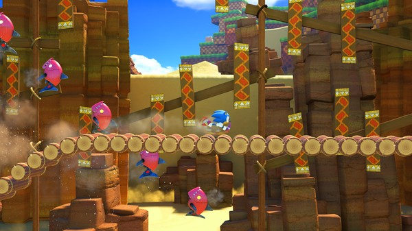 Sonic Forces PC Game Free Download Screenshot 3