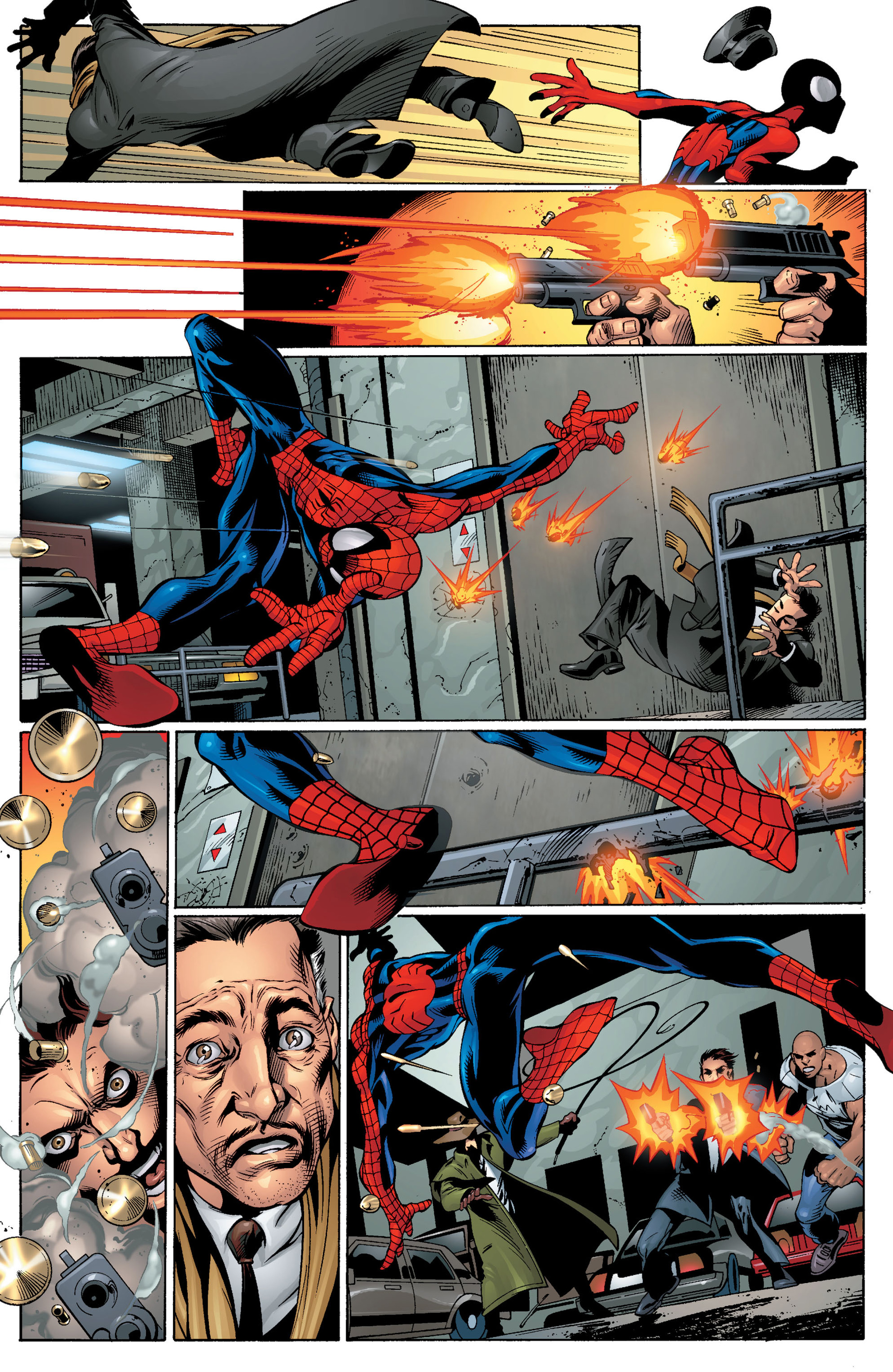 Read online Ultimate Spider-Man (2000) comic -  Issue #49 - 7