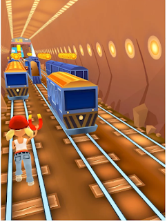 Subway Surf Runner Screenshot