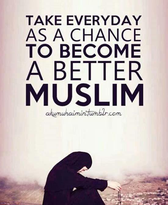 Tazkirah Jumaat #38 : A Better Muslim