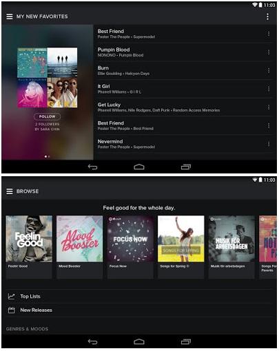 Spotify Music Apk Mod v4.7.0