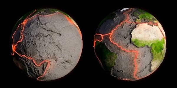 URGENTE: expertos temen que ocurra un fuerte terremoto sobre el anillo de fuego.