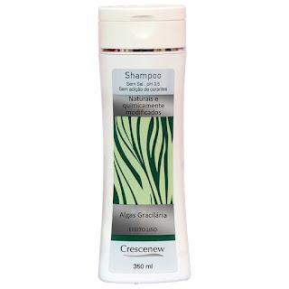 Shampoo de Algas Marinhas Crescenew