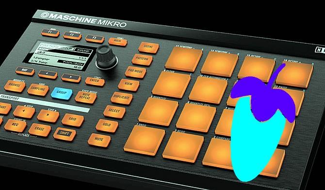 boite rythme rai fl studio 11