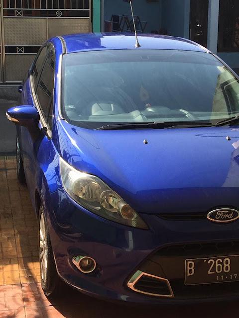 harga Ford Fiesta tahun 2012 bekas