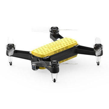 Review Mini Drone Geniusidea Penantang Dji Spark Dengan Kamera 4K