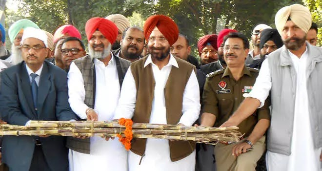 Nakodar sugar mill to get Rs 5 cr: Randhawa