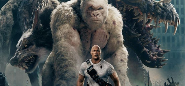 Rampage 10 Most Anticipated Sci-Fi Movies Of 2018