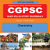 Chhattisgarh Public Service Commission CGPSC Chemistry Study Material, E-Books PDF Download