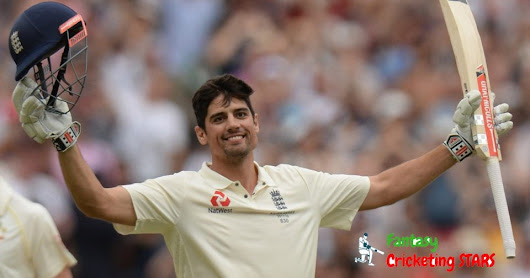 England Batsman Alastair Cook to Retire after India Series