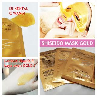 Masker Shiseido