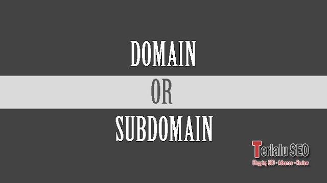 Lebih Baik Mana? Subdomain Blogspot Atau Domain TLD?