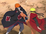 Naruto Uzumaki vs Pain