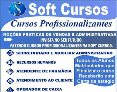 Diversos cursos profissionalizantes estão sendo ofertados em Luzilândia