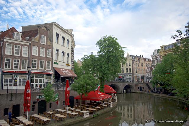Canales de Utrecht, por El Guisante Verde Project
