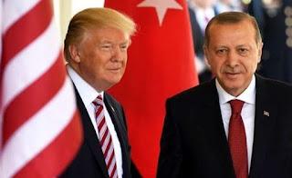 Τραμπ σε Ερντογάν: Να περιοριστούν οι επιχειρήσεις της Άγκυρας στην Αφρίν