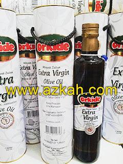 Minyak Zaitun Orkide 500ml Import Turki Eropa