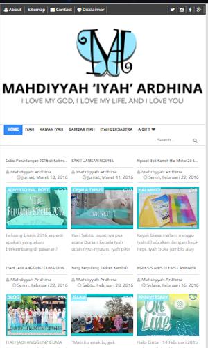 Mahdiyyah.com masa lalu tempo dulu