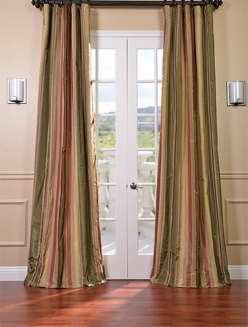 2014 new modern curtain designs ideas for living room 18
