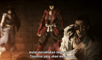 Drifters Episode 4 Subtitle Indonesia
