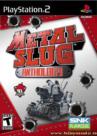 Metal Slug Anthology (PAL) Playstation 2