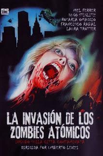La invasión de los zombies atómicos(Incubo sulla città contaminata (Nightmare City))