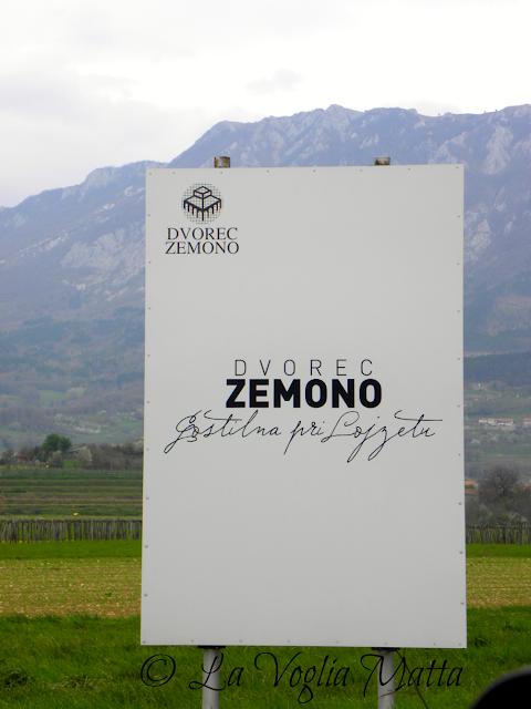 Dvorec Zemono-Gostilna Pri Loizetu