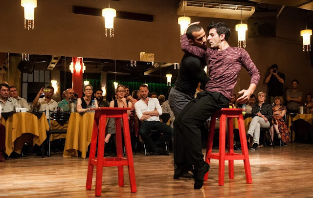 Tango LGBT em Buenos Aires