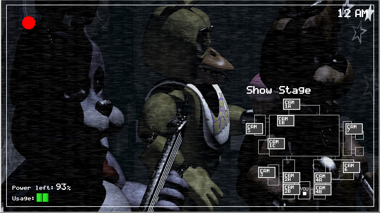 Scully Nerd Reviews: Five Nights at Freddy's