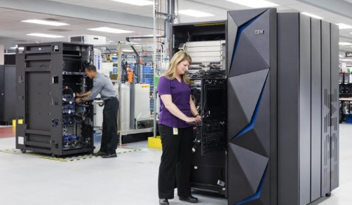 Onset of the Latest Z14 ZR1 Mainframe